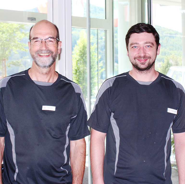 Facility Manager in the hotel SCHWARZWALD PANORAMA.