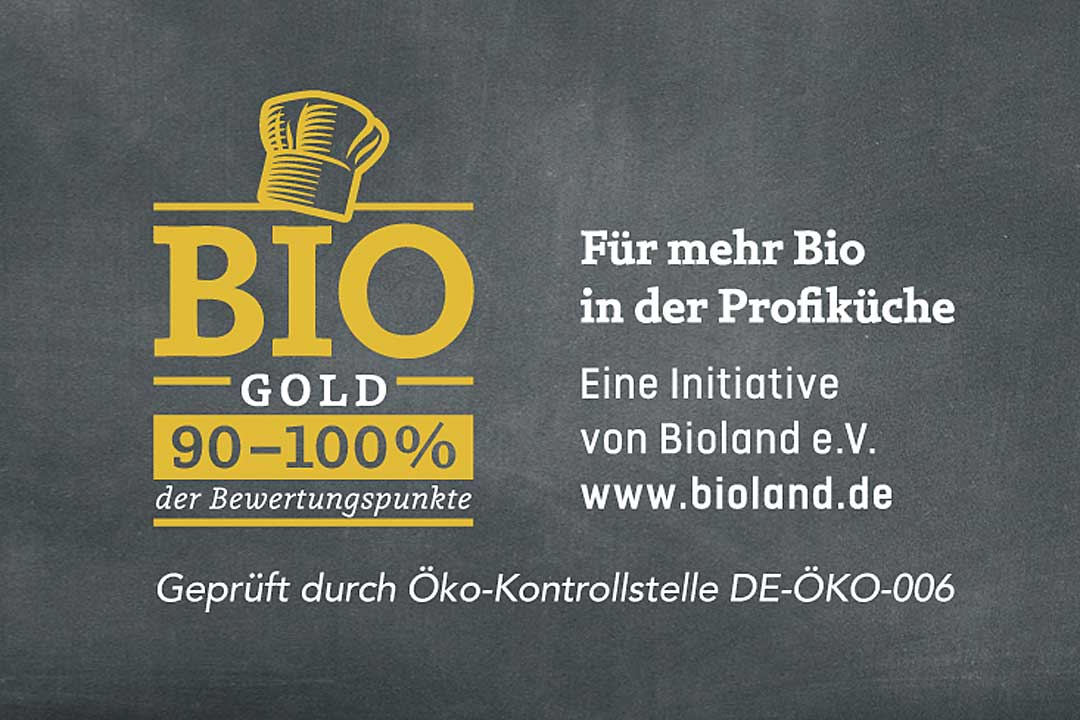The bioland gold certificate – Certified organic quality at the hotel SCHWARZWALD PANORAMA